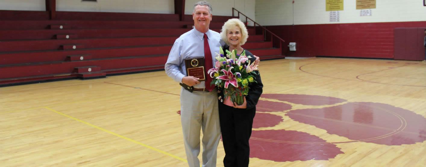 Congratulations Mrs. Donna Nell McElveen