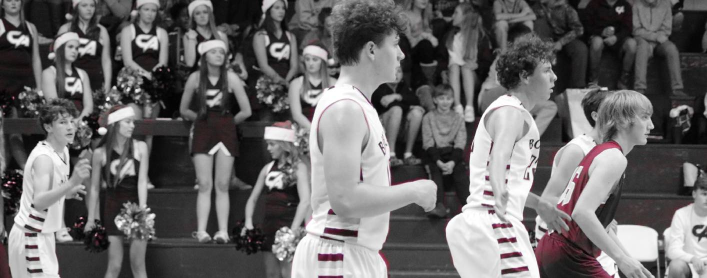 2018 Bobcats Basketball