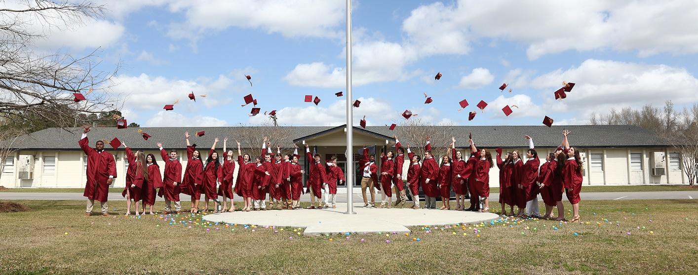 Congratulations Seniors